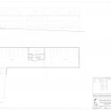 CETICOM Jaén / ER Arquitectos   + non Arquitectura Semi-basement Plan, South Elevation