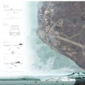 Winners of Think Space Competition Re-think Arctic Territories Second Place: Sarah Cree. Image Courtesy of Think Space