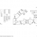 Suzlon One Earth Global Corporate Headquarters / Christopher Benninger Second Floor Plan