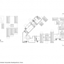Suzlon One Earth Global Corporate Headquarters / Christopher Benninger Thrid Floor Plan