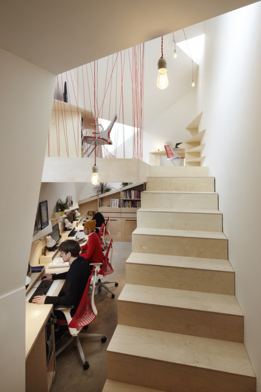 طراحی دفتر کار معماری