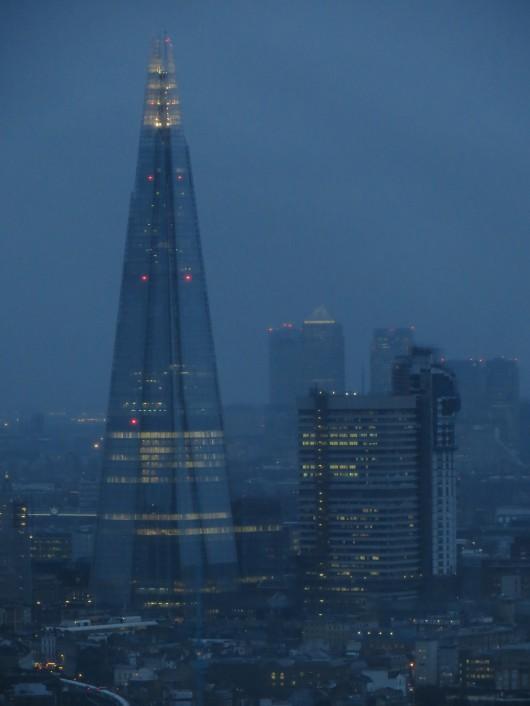 بلندترین ساختمان های جهان در سال 2013 تحت سلطه آسیا