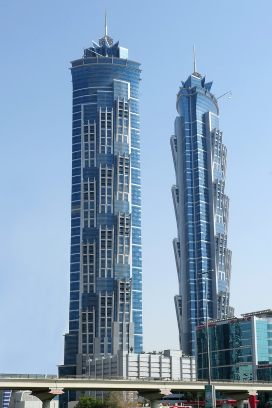 World's Tallest Buildings of 2013 Dominated by Asia | ArchDaily
