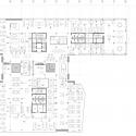 Cisco Offices / Studio O+A Fifth Floor Plan