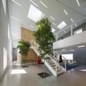 Soil Centre Copenhagen  / Christensen & Co © Adam Mørk