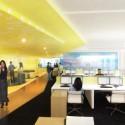NBBJ Designs Towering Shenzhen Campus for Internet Giant © NBBJ
