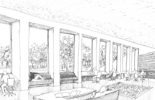 marc koehler and onz design massive ultra modern campus
