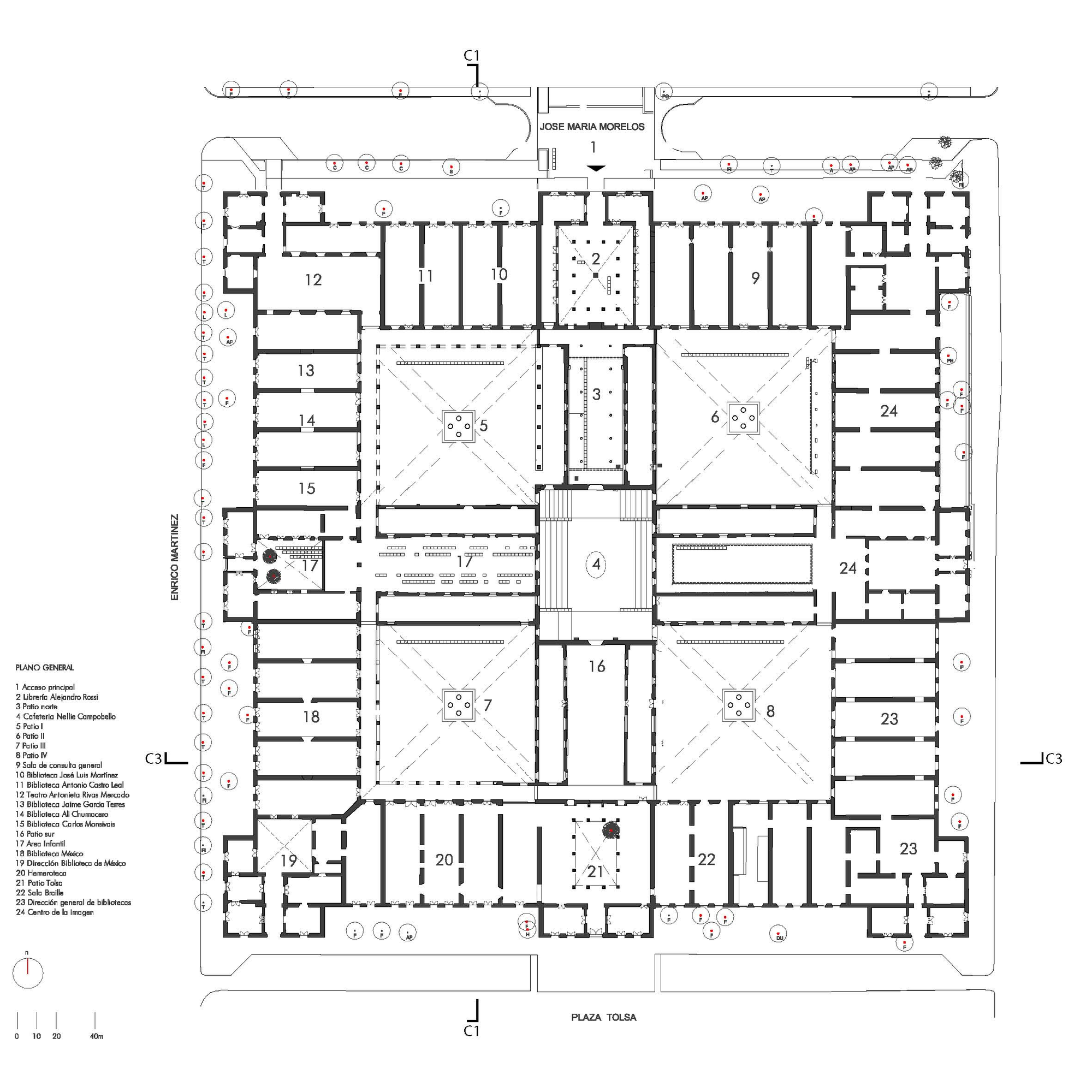 alfa img showing gt jail floor plans modern