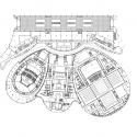 New Opera in Jinan / Paul Andreu Architecte Floor Plan