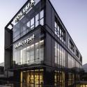 Showroom MULTICARPET ROLLUX / +arquitectos © Aryeh Kornfeld