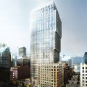 Harry Gugger Studio's 'The Exchange' to Rise in Vancouver Courtesy of Harry Gugger Studio