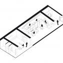 A917 Corporate Headquarters In Pisa / nuvolaB architetti associati Isometric