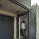 Office & House Luna  / Hitzig Militello arquitectos © Federico Kulekdjian