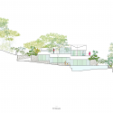 Baladrar House / Langarita Navarro Arquitectos Elevation