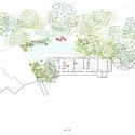 Baladrar House / Langarita Navarro Arquitectos Ground Floor Plan