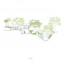 Baladrar House / Langarita Navarro Arquitectos Section