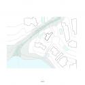 Baladrar House / Langarita Navarro Arquitectos Site Plan
