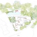 Baladrar House / Langarita Navarro Arquitectos Upper Floor Plan