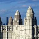 AD Classics: Woolworth Building / Cass Gilbert Exterior detail. Image © Aaron Sylvan