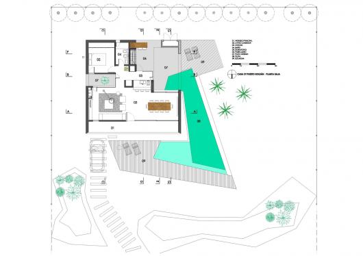 Dt puerto rold n house vismaracorsi arquitectos archdaily - Cm arquitectos ...