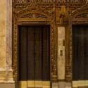AD Classics: Woolworth Building / Cass Gilbert Elevator corridor detail. Image © Bob Estremera