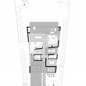 Casa MC / VismaraCorsi Arquitectos Ground Floor Plan