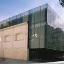 Museum of Contemporary Art in Rome / Studio Odile Decq © Odile Decq - L. Filetici