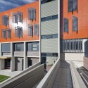 Robert Menzies College Student Accommodation  / Allen Jack+Cottier Architects © Allen Jack+Cottier Architects