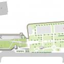 Da-Yo Fire Station / K-Architect Site Plan
