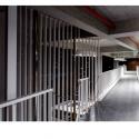Da-Yo Fire Station / K-Architect Diagram