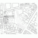 Music Academy Of Roubaix / Zig Zag architecture Site Plan