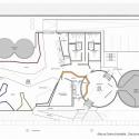 Allez UP Rock Climbing Gym / Smith Vigeant Architectes Plan