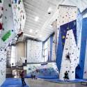 Allez UP Rock Climbing Gym / Smith Vigeant Architectes © Stéphane Brugger