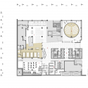 Interior Work for Solid Technology Headquarter / WeeAssociates Basament Floor Plan
