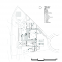 La Piscucha / Cincopatasalgato Ground Floor Plan