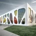 معماری مجموعه ورزشی زمستانی ،معماری مجموعه اسکی
