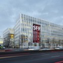 SFR Headquarters  / Jean-Paul Viguier Architecture © Éric Sempé