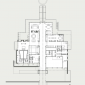 Casa Valle Escondido / Bucchieri Architects Floor Plan