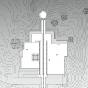 Casa Valle Escondido / Bucchieri Architects Site Plan