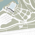 LeFrak Center at Lakeside / Tod Williams Billie Tsien Architects Site Plan