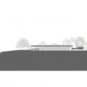 LeFrak Center at Lakeside / Tod Williams Billie Tsien Architects Section