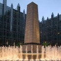 AD Classics: PPG Place / John Burgee Architects with Philip Johnson © SWA Group