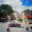 Petar Zoranić Square and Šime Budinić Plaza / Kostrenčić-Krebel After. Image Courtesy of Kostrenčić-Krebel