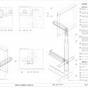 Módulos de Playa  / Màrius Quintana Creus Section 3 Details