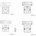 Dingli Sculpture Art Museum / ATR Atelier Floor Plans