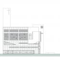 Neulsam Church / Lee Eunseok, K.O.M.A East Elevation