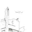 Neulsam Church / Lee Eunseok, K.O.M.A Drawing