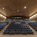 Cineteca Nacional S. XXI / Rojkind Arquitectos © Jaime Navarro