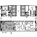 AD Classics: Pirelli Tower / Gio Ponti, Pier Luigi Nervi 29th Floor Plan