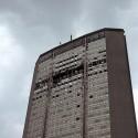 AD Classics: Pirelli Tower / Gio Ponti, Pier Luigi Nervi Pirelli Tower after plane crash. Image © Flickr user Michele M.F.